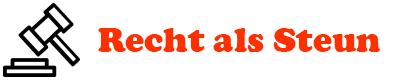 Recht Als Steun logo
